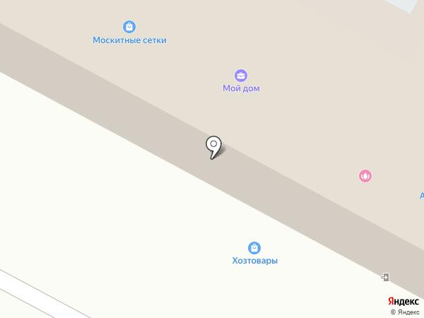 МетСнаб на карте Тулы