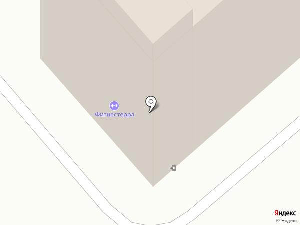 UPTREND на карте Москвы