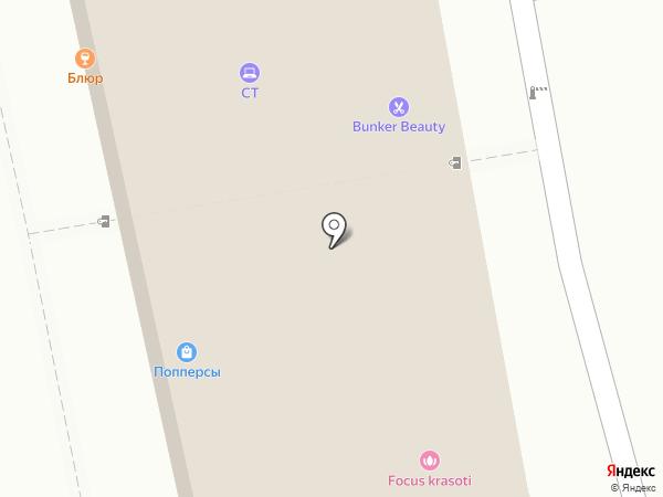 Россовет на карте Москвы