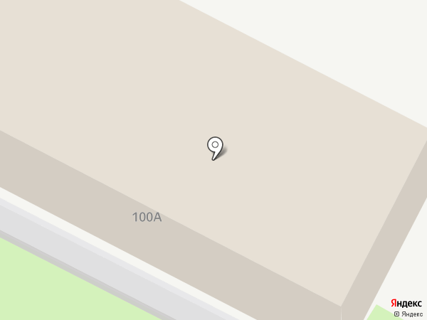 ART студия Лисица на карте Тулы