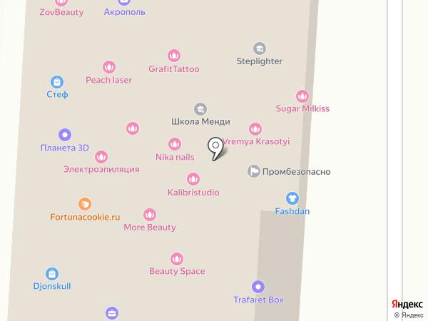 У Тимофеича на карте Москвы