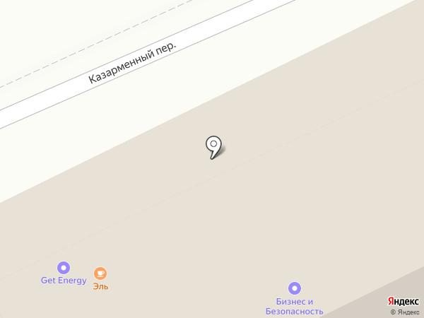ЮНИКОМ БИЗНЕС на карте Москвы