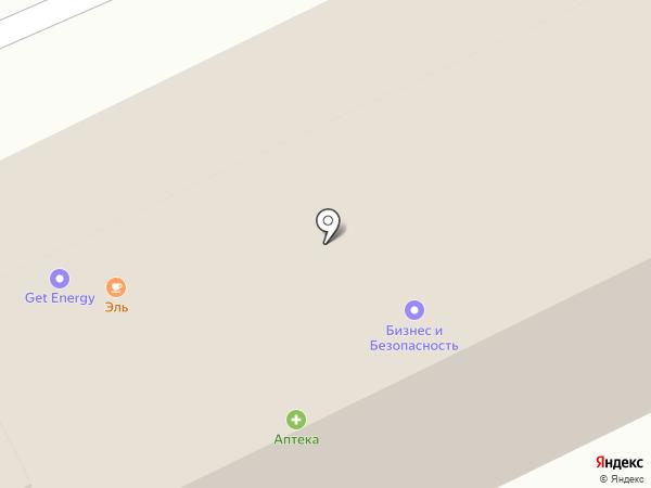 Анахит на карте Москвы