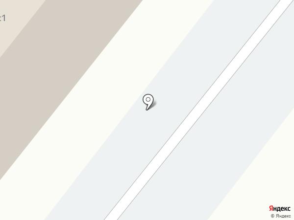 Ассоциация Независимых Аптек на карте Москвы