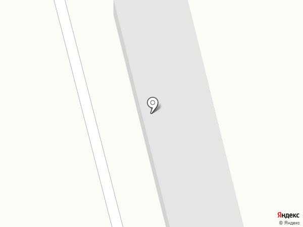 Детский сад №20 на карте Варениковской