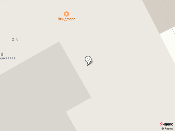 A-hostels на карте Москвы