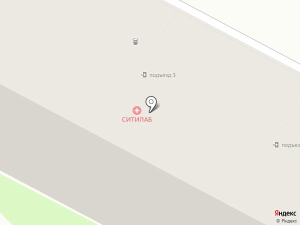 Велорайд на карте Тулы