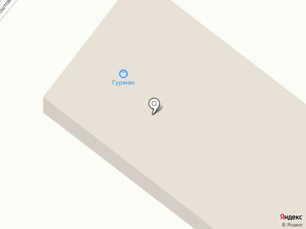 Хозяин на карте Оленовки