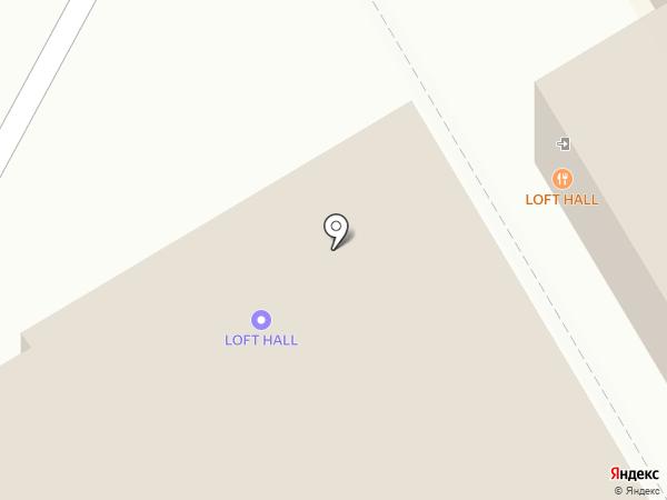 LOFT HALL на карте Москвы