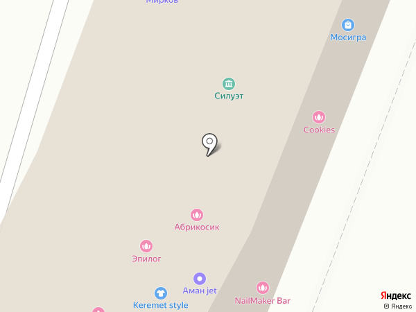 СтройКапитал на карте Москвы
