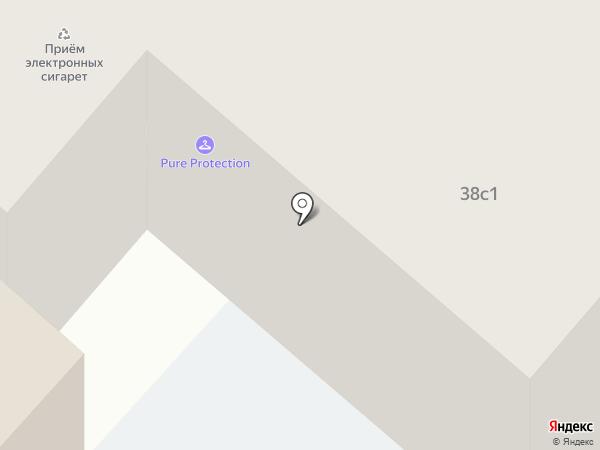 Институт БиоРеставрации Человека на карте Москвы