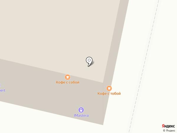 Копирка на карте Москвы