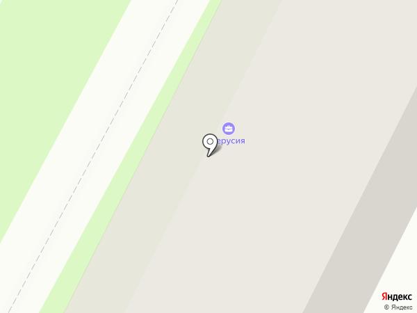 Сервис-лайф на карте Тулы