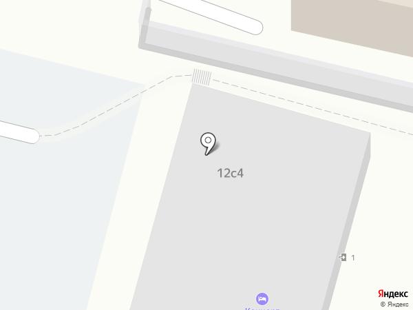 Trencom на карте Москвы