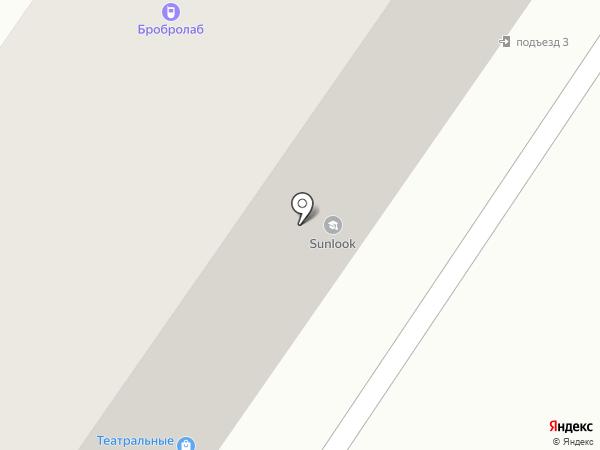 PM Factory на карте Москвы