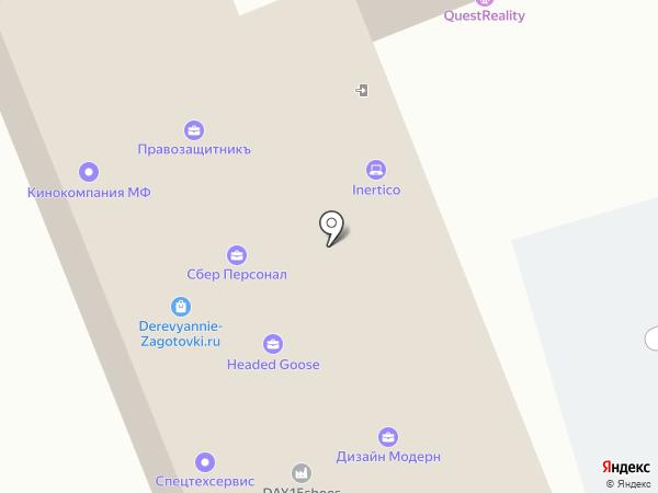 Точилка на карте Москвы