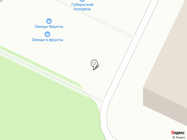 Золотая середина на карте Тулы