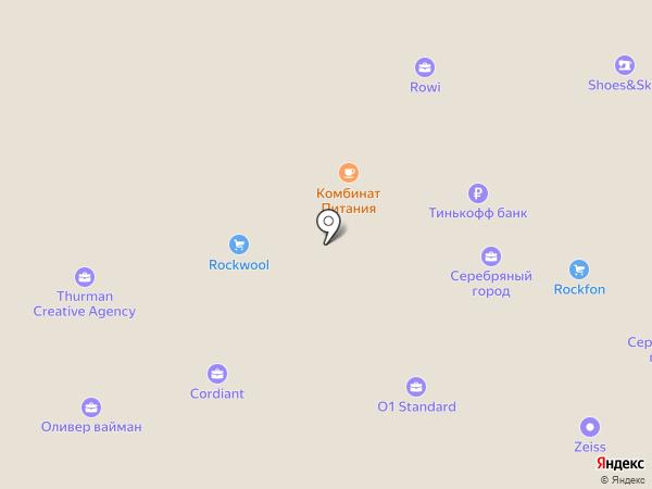 GoandStudy.com на карте Москвы