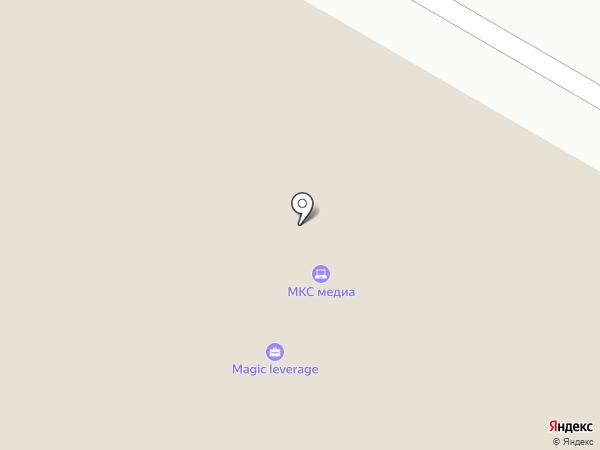 NorvikTransCargo на карте Москвы