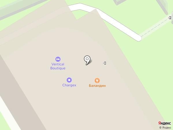 Национальный Экспертный Центр на карте Москвы
