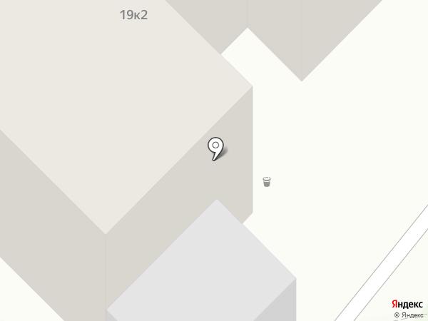 Фритекс-Авто на карте Москвы