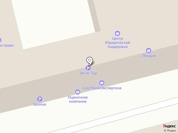 ГдеНасНет.ру на карте Москвы