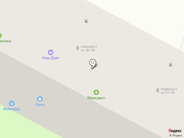 Хозяюшка на карте Тулы