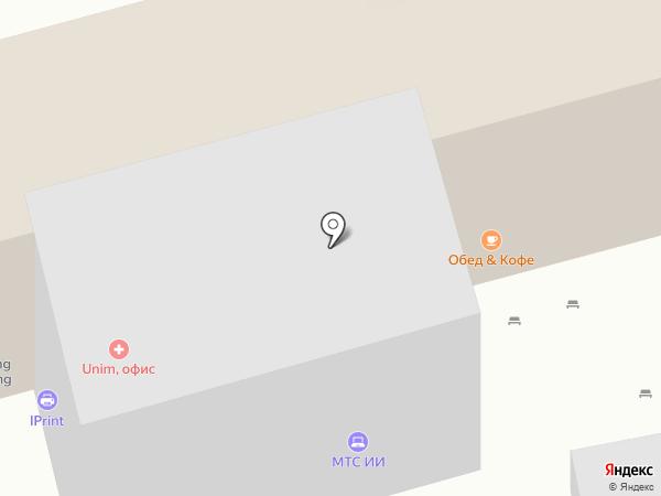 Фармос-Анна на карте Москвы
