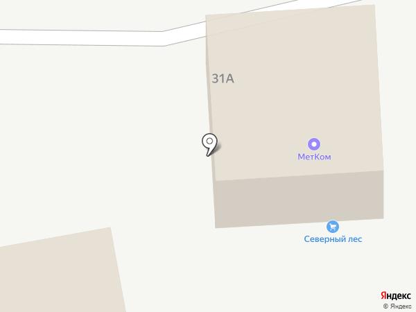 Берег на карте Тулы