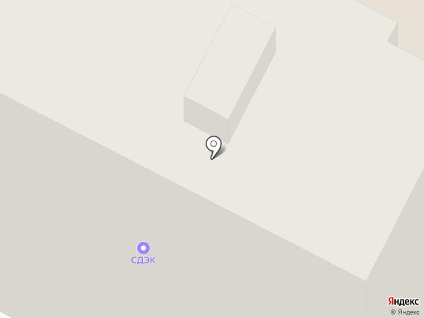 Ленский С.О. на карте Тулы
