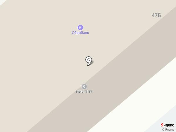 Ex TEMPORE на карте Тулы