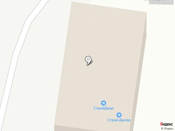 ПромСтройТорг на карте Тулы