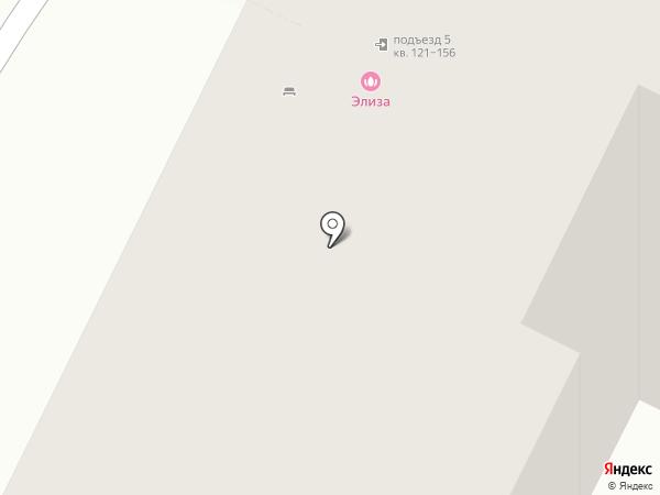 Аптека Твери на карте Москвы