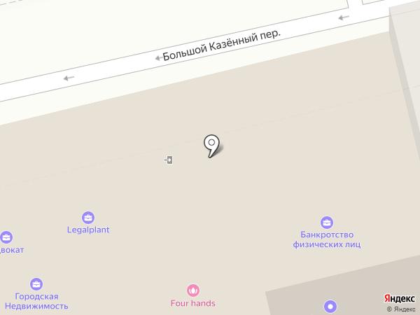 Нэшнл Аккаунтс Консалтинг на карте Москвы