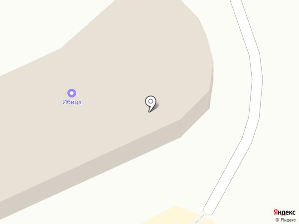 ТЕМА на карте Сорокино