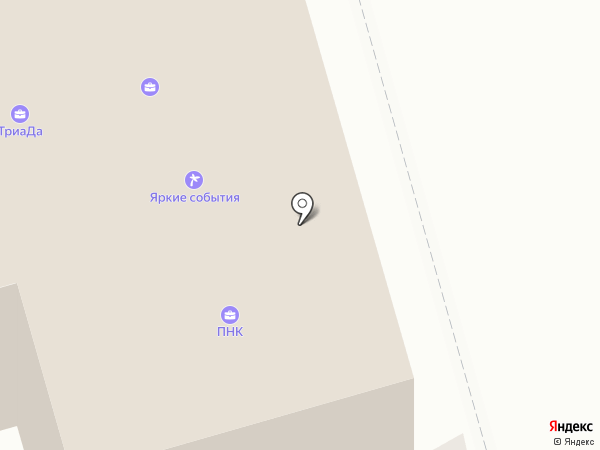 Gabetti недвижимость на карте Москвы