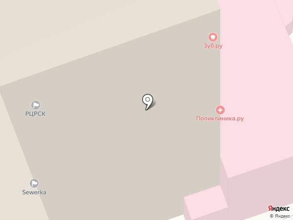 VPS EC на карте Москвы