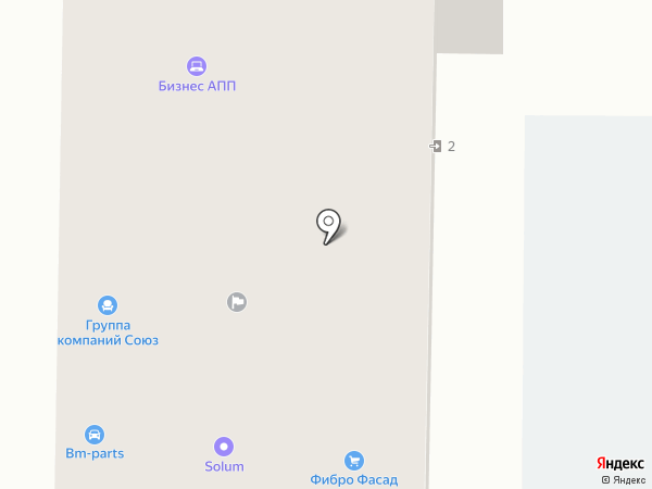 BM-parts на карте Москвы