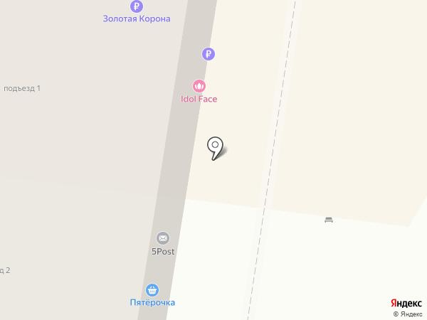 Shabaeff Coffe на карте Москвы