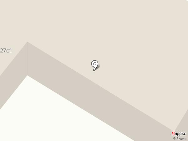 Фабрика заглушек на карте Москвы