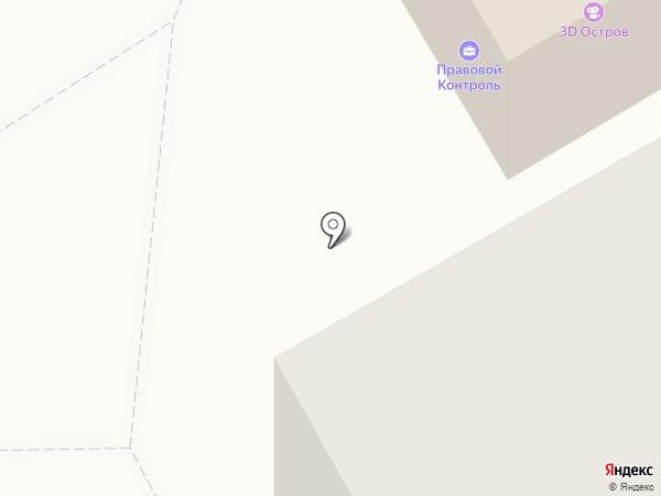 Пельменная на карте Москвы