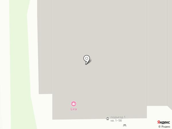 Fixstyle на карте Москвы