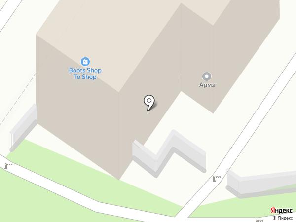 Лария на карте Москвы