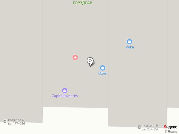 Московская Межрайонная Коллегия Адвокатов на карте Москвы