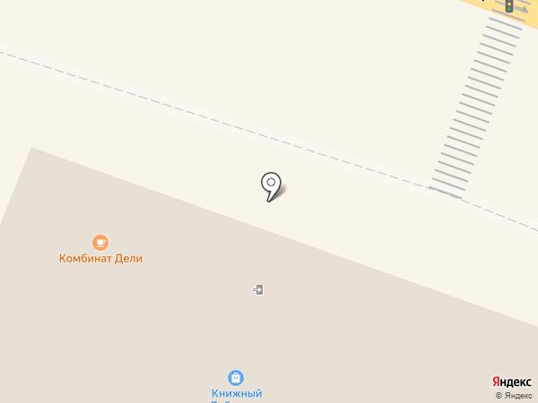 Шашлычный дворик на карте Москвы