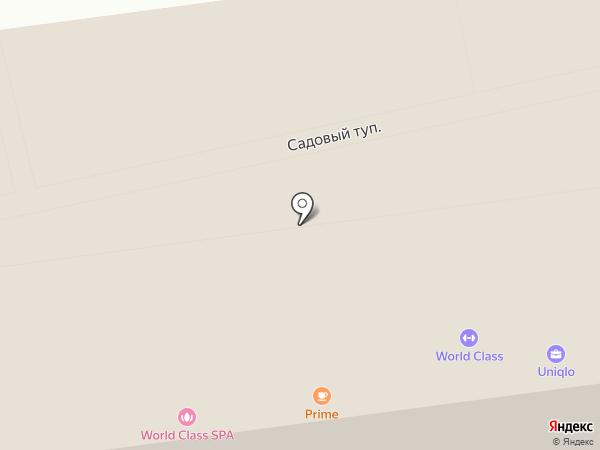 Калитники на карте Москвы