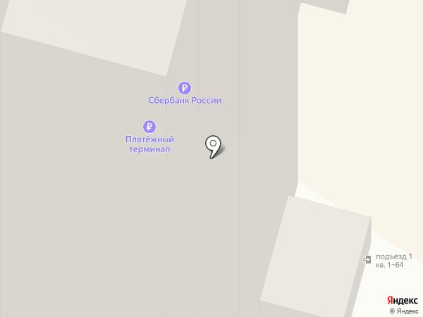 Экоокна на карте Москвы