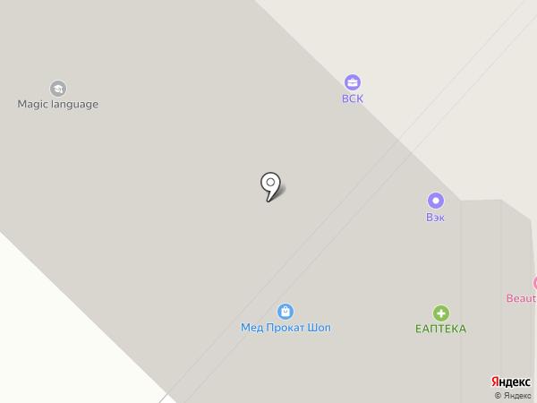 OOOIIP.RU на карте Москвы