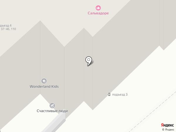 ZigZag на карте Москвы