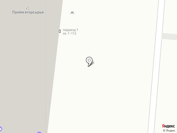 MSK LEGAL на карте Москвы